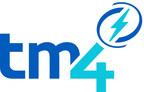 Logo : TM4 (Groupe CNW/TM4 Inc.)
