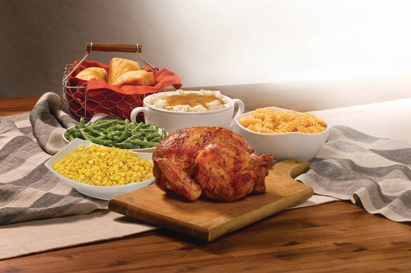 Boston Market Family Meal for 4.