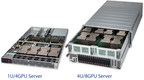 Supermicro Systems Deliver 170 TFLOPS FP16 of Peak Performance for Artificial Intelligence and Deep Learning at GTC 2017