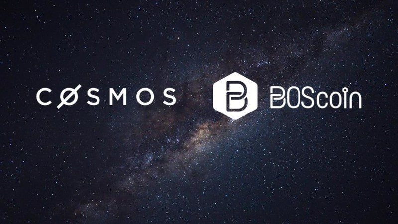 The Internet of blockchains, Cosmos (https://cosmos.network) and the self-evolving cryptocurrency platform, BOScoin (https://boscoin.io) has signed a strategic partnership.