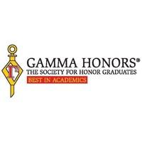 Gamma Honors logo