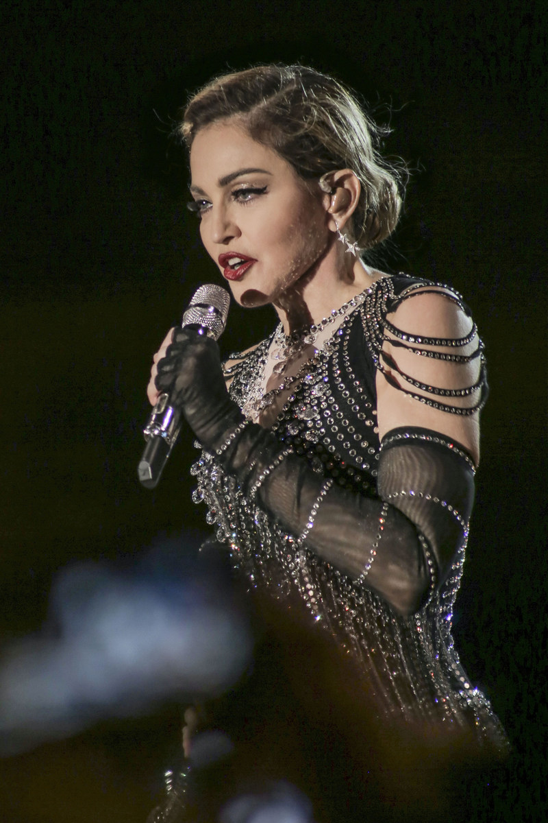 "Alfred Haber Distribution, Inc. Secures Exclusive International Distribution Rights For Showtime's ""Madonna:  Rebel Heart Tour"" (photo credit: Josh Brandao)"