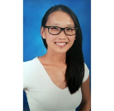 Amy Tran, enseignante en informatique au Collège Beaubois (Groupe CNW/Fédération des établissements d''enseignement privés)