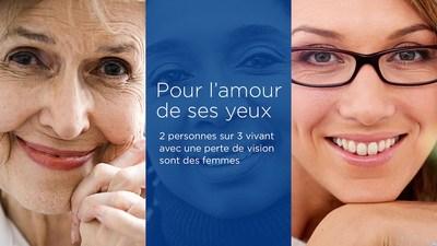 Fête des Mères : pour l'amour de ses yeux (Groupe CNW/Association des optométristes du Québec)
