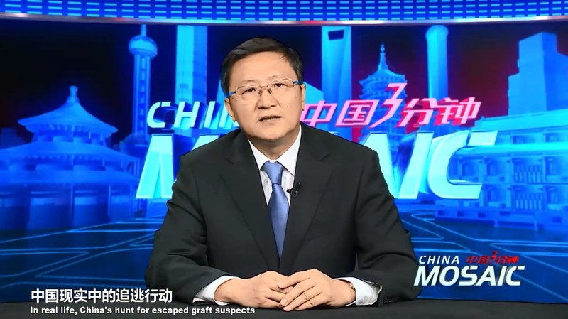 Wang Xiaohui, editor in chief of  China.org.cn, comments on China's hunt for overseas graft fugitives.