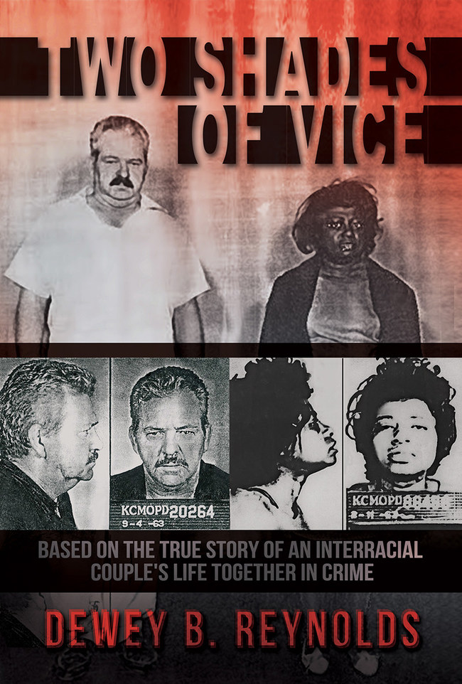 Two Shades of Vice Front Cover