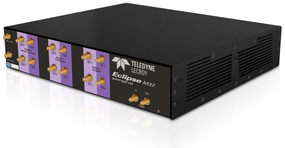 Teledyne LeCroy Introduces MIPI®M-PHY UniPro/UFS Protocol Analyzer/Exerciser