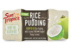 It's a Nutty Trend: SunTropics Releases Dairy Free Coconut Rice Puddings to Retailers