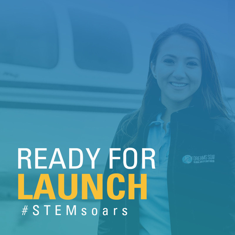"""On May 13, Capt. Shaesta Waiz will start her journey to become the youngest woman to fly solo around the world. Paramount Business Jets (PBJ) is a sponsor of Capt. Waiz's """"Dreams Soar"""" initiative to promote the value of STEM (science, technology, engineering, and math) education, and inspire other young people to pursue their dreams."""