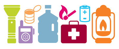 Toronto Hydro is encouraging customers to put together an emergency preparedness kit as part of Emergency Preparedness Week. (CNW Group/Toronto Hydro Corporation)