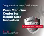 Penn Medicine Wins ECRI Institute Award for Innovative Dashboard and Clinician Alert Platform