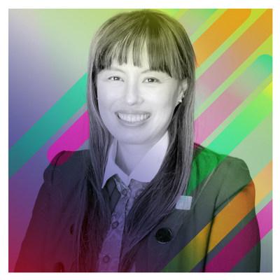 Erica Tao du ministère du Patrimoine canadien. (Groupe CNW/Société canadienne des relations publiques)