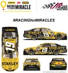 Daniel Suárez and No. 19 STANLEY Team Race for a Miracle This Weekend