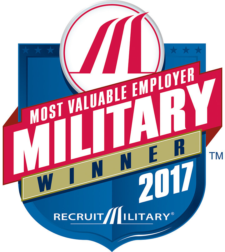 For the fifth year in a row, Level 3 Communications has been recognized as a Most Valuable Employer for Military.