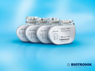 MRI AutoDetect is currently available on BIOTRONIK's newest line of CRM devices, including the Ilivia series for tachycardia.