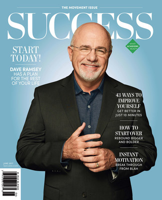 In the June issue of SUCCESS, financial guru Dave Ramsey shares his secrets for helping people transform their finances for the last 25 years