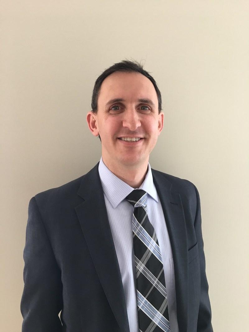 Colin Franks, CRO, Flexiti Financial (CNW Group/Flexiti Financial)