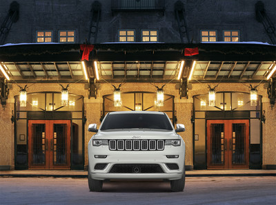 2017 Jeep Grand Cherokee qualifies for Japan Eco-Car tax break