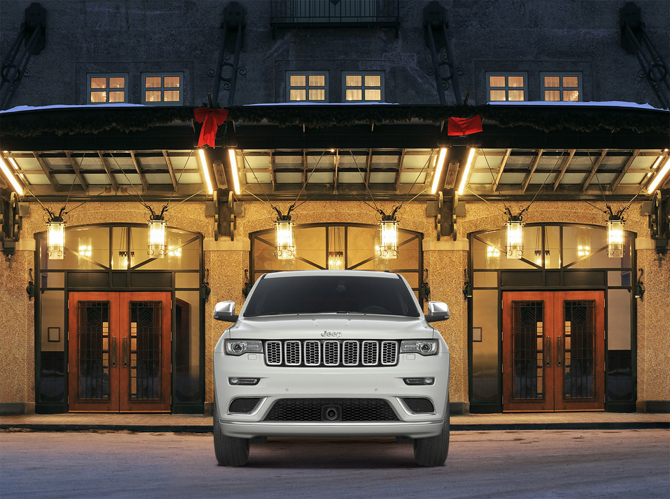 2017 Jeep Grand Cherokee qualifies for Japan Eco-Car tax break