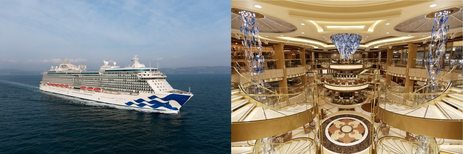 Princess Cruises Adds More Sailings To Experience Majestic Princess