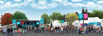It's ON at Ontario Place May 19-22 with free admission food festival, Culinary Ontario (CNW Group/Ontario Place)