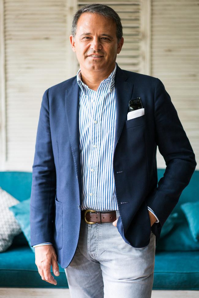 Giovanni Zoppas, CEO Marcolin Group. Photo credit: Mauricio Ache