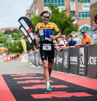 Wearing a Recon Jet, Triathlete Tim Don becomes the first professional to use smart eyewear in an Ironman event.