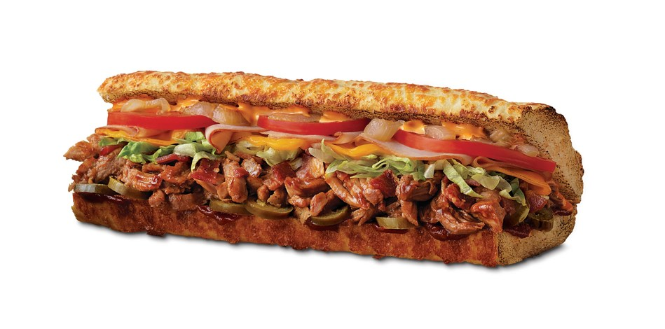 Quiznos Introduces Two BBQ Pulled Pork Sandwiches Just in Time to ...