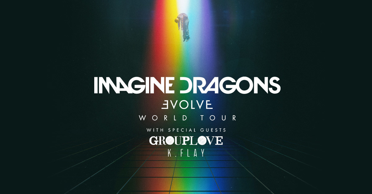 Image result for imagine dragons evolve