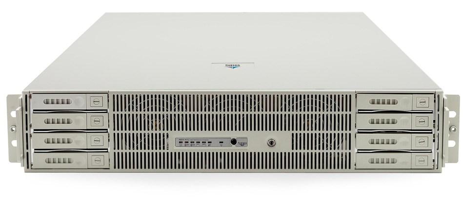 The Rugged RES-NT2-2U High Performance Computing Server