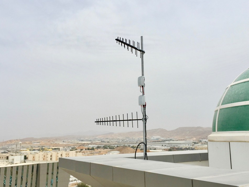 TV White Space Trial in Oman