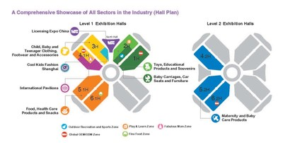 CBME China 2017 Hall Plan