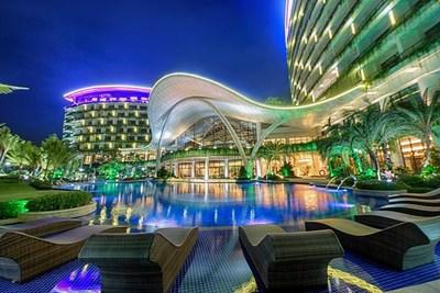 Vue de l'hôtel Phoenix à Forest City (PRNewsfoto/Country Garden Holdings)