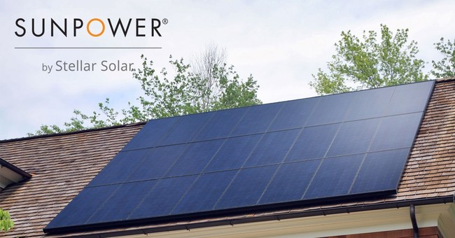 SunPower by Stellar Solar