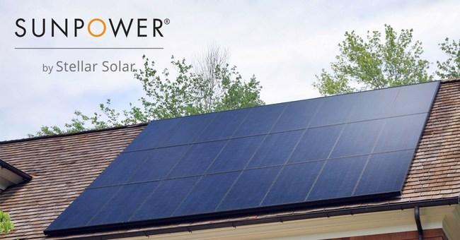 SunPower by Stellar Solar