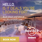 Hard Rock Hotels & Casinos Puts Guests First With New Hard Rock Rewards Member-Only Rate