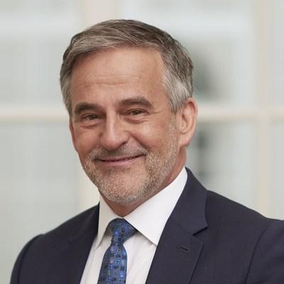 Mark Fladrich will join Grunenthal as the new CCO effective September 1, 2017. (PRNewsfoto/Grunenthal Group)