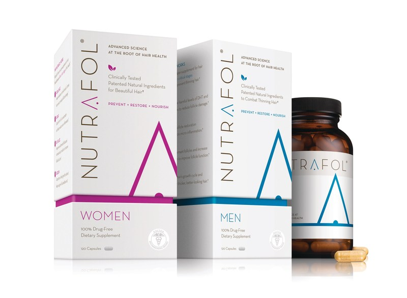 Unilever Ventures Joins Nutrafol 174 A Nutraceutical Hair