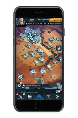 Empire: Millennium Wars - Screenshot (PRNewsfoto/Goodgame Studios)