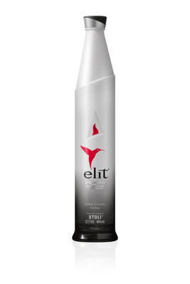elit® Ultra-Luxury Vodka and Ushuaia Ibiza Beach Hotel Partner to Launch Signature Bottle