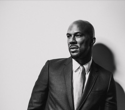 Grammy and Academy Award winning rapper, actor, producer and poet Common (CNW Group/Arts Brookfield)