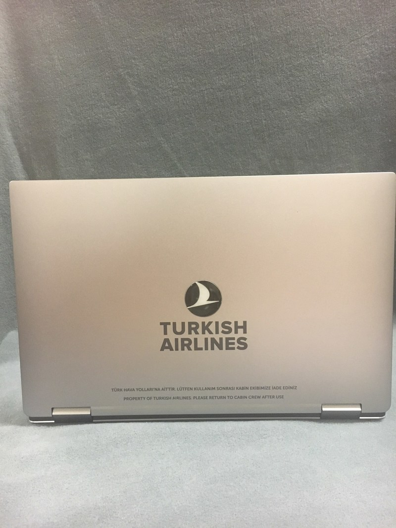 Yet Another Innovation from Turkish Airlines for its U.S. and U.K. Bound Flights. (PRNewsfoto/Turkish Airlines)