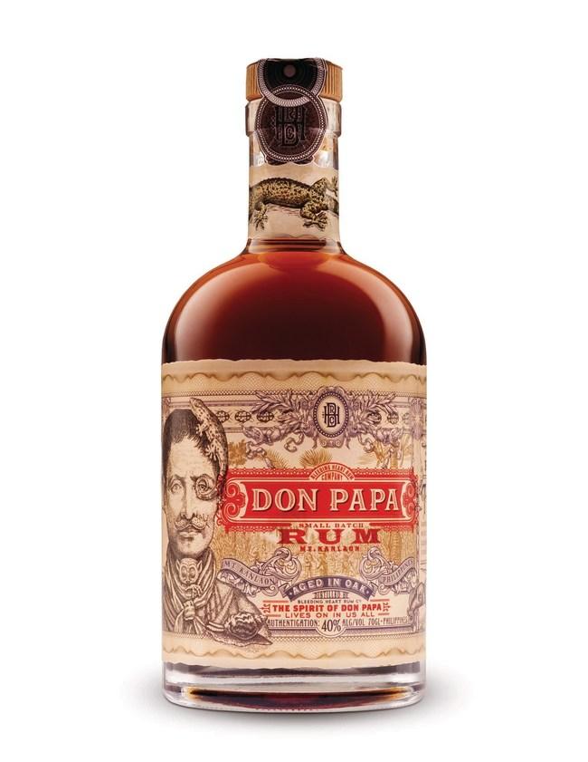 (PRNewsfoto/Don Papa Rum)