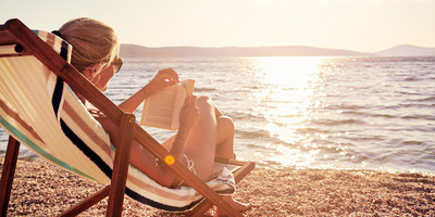 Americans plan for more long weekend trips, with the beach as a top destination. (PRNewsfoto/Travelzoo)