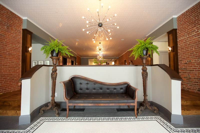 Located in the heart of the Berkshires, the hotel's blend of urban style and classic 19th century ambiance have made it a top destination for those looking for finer accommodations.