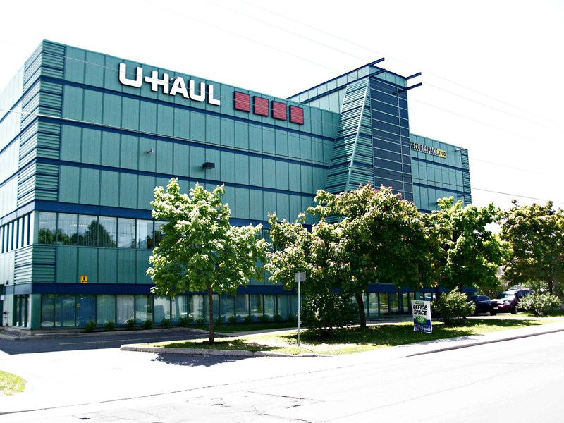 U-Haul Company of Western Quebec is offering 30 days of free self-storage and U-Box container usage to residents in and around Ottawa who have been or will be impacted by flooding.