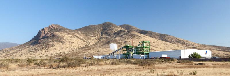 Nueva planta de Knauf en La Serena, Chile