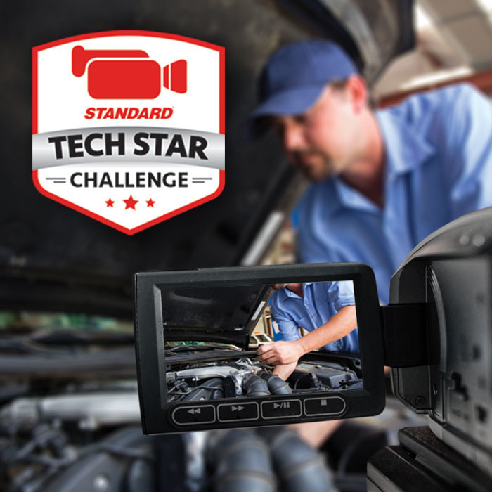 The Standard® Tech Star Challenge will award one lucky Grand Prize winner with everything needed to start their own automotive-related YouTube channel.