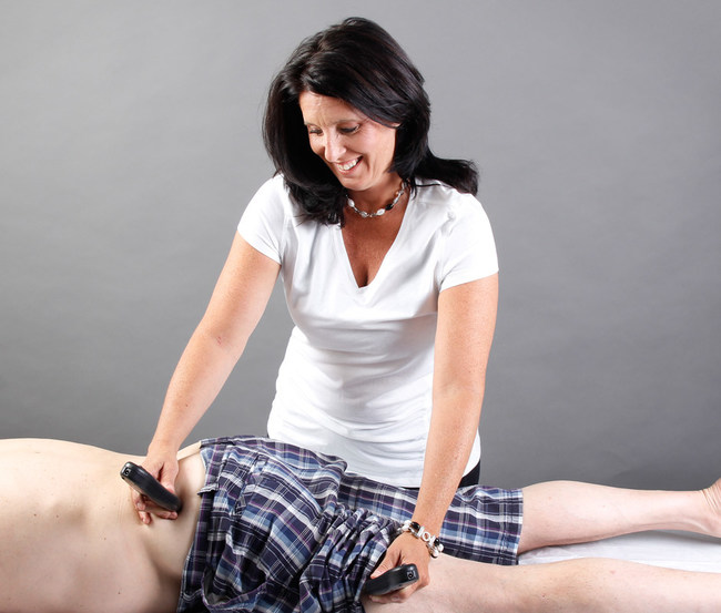 MPS Back Pain Treatment Demonstration