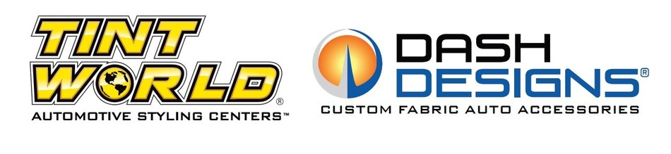 Tint World® has partnered with Dash Designs to offer customers their full line of custom fabric auto accessories.